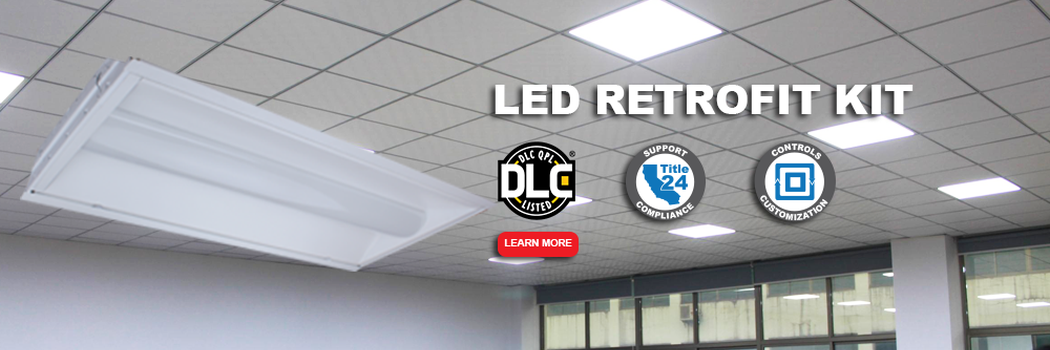 TRK- LED Retrofit Kit