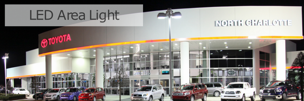 Area Lights by Altech Electronics