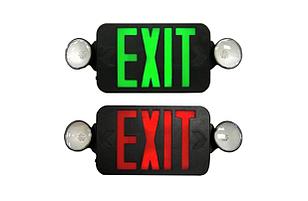 Black Exit Combo, PORTLAND STOCK