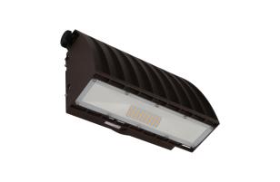 Pivot Wallpack w/Battery Backup - Portland Stock