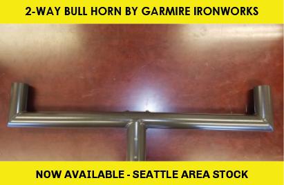 Bullhorn by Garmire Ironworks