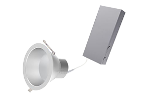 LED Recess Downlight w Variable CCT from Cyber Tech Lighting