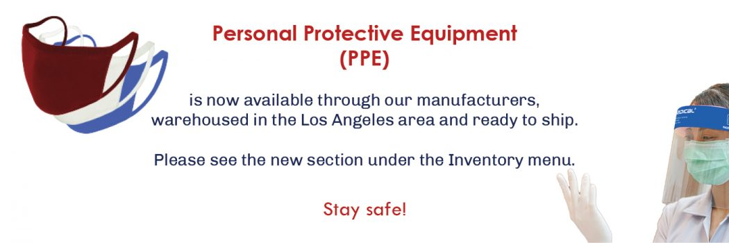 PPE now available