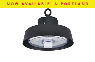 LED UFO High Bays with OCC sensor now in Portland Stock
